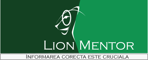 logo lion mentor association